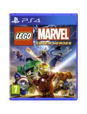 Lego Marvel Super Heroes PS4-39789