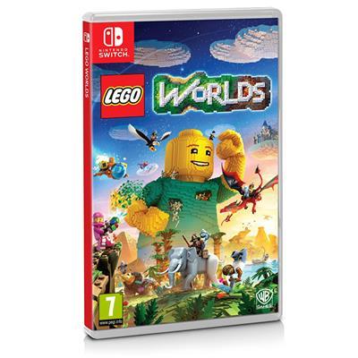 Lego Worlds NDSW-39845