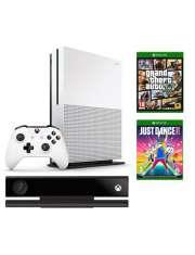 Xbox One S 1TB Kinect używany GTA V JD2018 BAJKA-40027