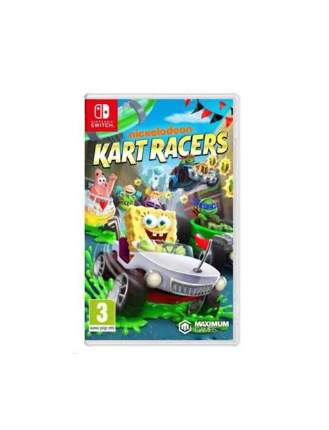 Nickelodeon Kart Racers NDSW-40087