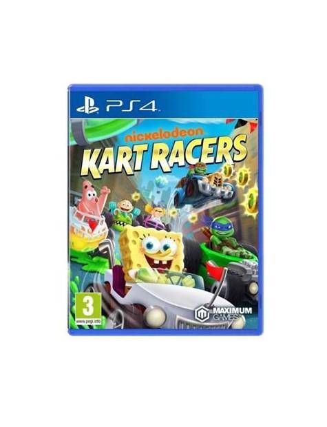 Nickelodeon Kart Racers PS4-40091