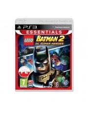 Lego Batman 2 DC Super Heroes Essentials Rus PS3-40397