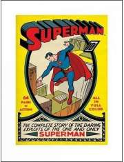 Superman No.1 - plakat premium