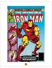 Iron Man - plakat premium