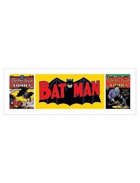 Batman Triptych - plakat premium