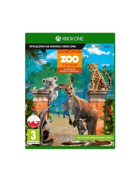Zoo Tycoon Ultimate Animal Collection Xone-27366