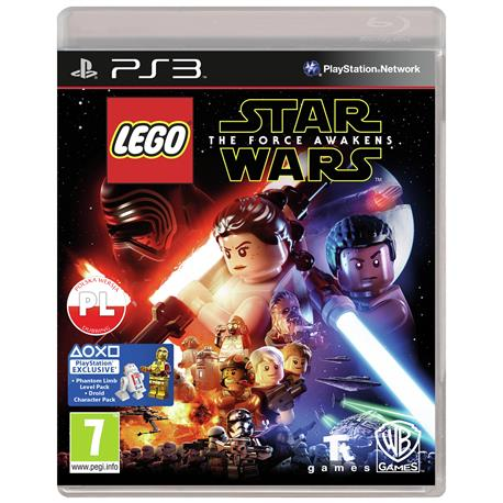 Lego Star Wars The Force Awakens PS3-8019