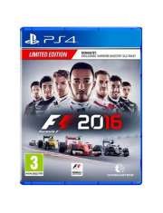 F1 2016 Limited Edition PS4-28517