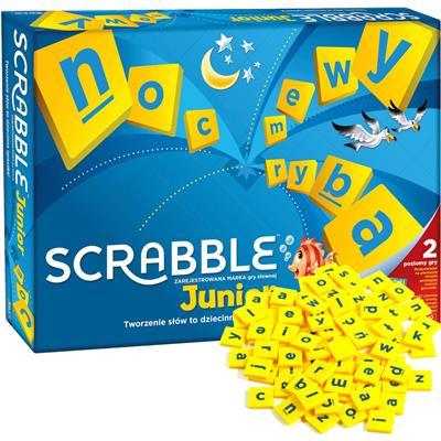 Scrabble Junior Y9735-40437