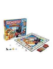 Hasbro Gra Monopoly Junior Electronic Banking E184-40444