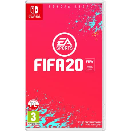 FIFA 20 NDSW-40547