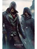 Assassins Creed Syndicate - plakat
