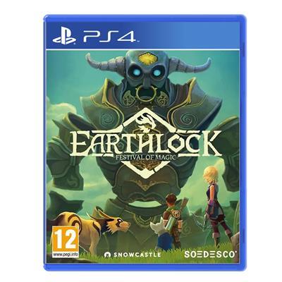 Earthlock Festival of Magic PS4 Używana-43076