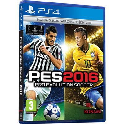 PES 2016 PS4 Używana-9517