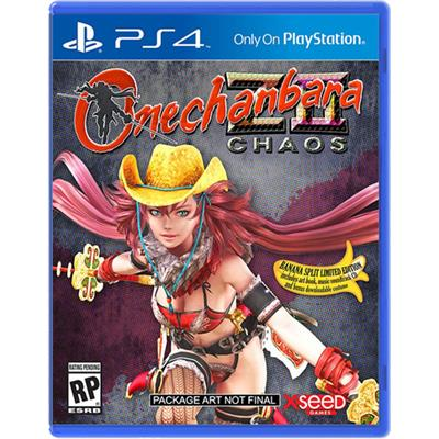 Onechanbara Z2 Chaos PS4 Używana-34721