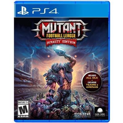 Mutant Football League Dynasty Edition PS4 Używana-43092
