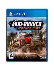 Mud Runner American Wilds PS4 Używana-43100
