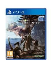 Monster Hunter World PS4 Używana-40703