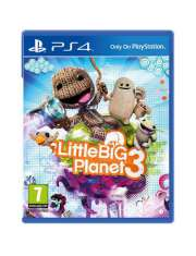 Little Big Planet 3 PS4 Używana-10626