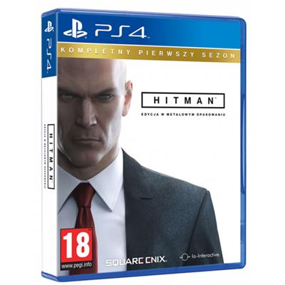 Hitman Complete First Season PS4 Używana-42867