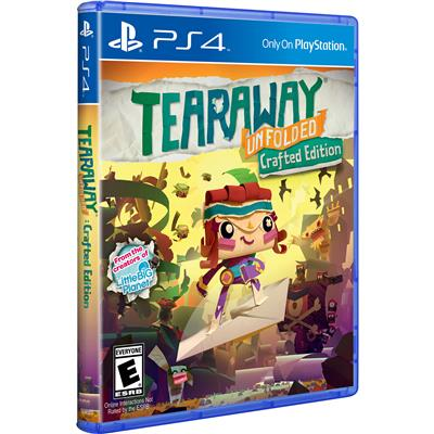 Tearaway Unfolded PS4 Używana-43124