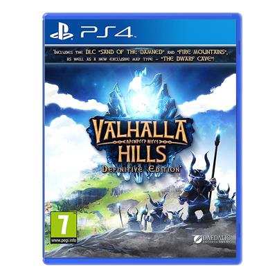 Valhalla Hills Definitive Edition PS4 Używana-33668