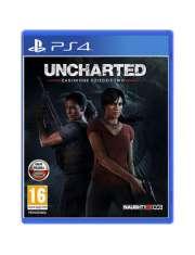 Uncharted Zaginione Dziedzictwo PS4 Używana-34590