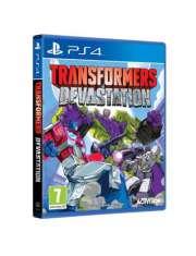Transformers Devastation PS4 Używana-33761