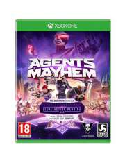 Agents of Mayhem Xone Używana-41083