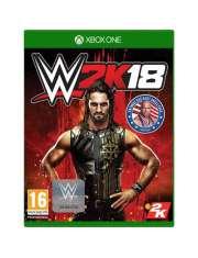 WWE 2K18 Xone Używana-41088