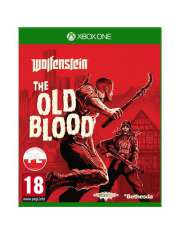 Wolfenstein The Old Blood Xone Używana-41040