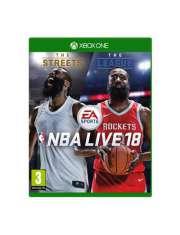 EA Sports NBA Live 18 Xone Używana-41076