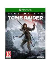 Rise of the Tomb Raider Xone Używana-12336