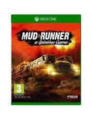 Mud Runner: American Wilds Xone Używana-41110