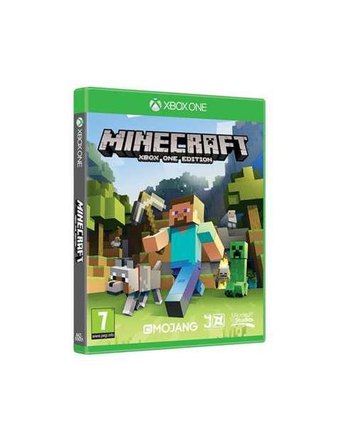 Minecraft Xone Używana-9990