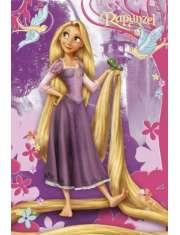 Disney Princess - Księżniczka Roszpunka - plakat