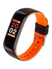 Smartband opaska sportowa Garett Fit 11 pomarańczowy
