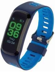 Smartband opaska sportowa Garett Fit 15 niebieski