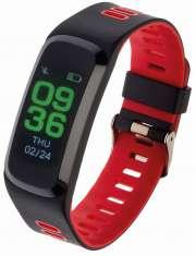 Smartband opaska sportowa Garett Fit 15 czerwony