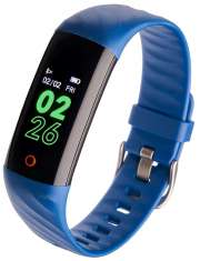 Smartband opaska sportowa Garett Fit 14 niebieski