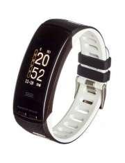 Smartband opaska sportowa Garett Fit 23 GPS czarno-biały