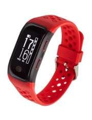 Smartband opaska sportowa Garett Fit 20 GPS czerwony