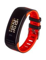 Smartband opaska sportowa Garett Fit 23 GPS czarno-czerwony