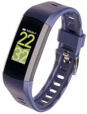 Smartband opaska sportowa Garett Fit 26 GPS niebieski