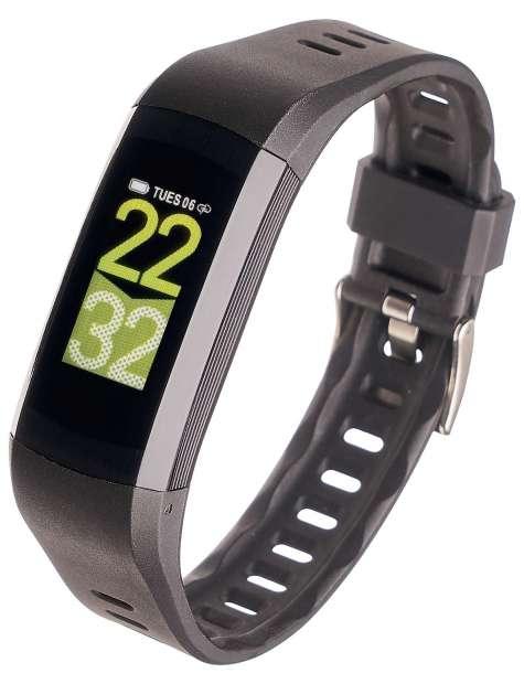 Smartband opaska sportowa Garett Fit 26 GPS czarny