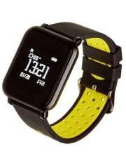 Smartwatch Garett Sport 17 czarno-żółty