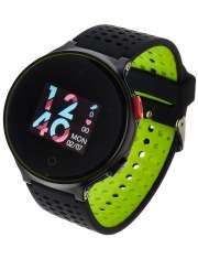Smartwatch Garett Sport 21 czarno-zielony