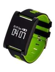 Smartwatch Garett Sport 7 czarno-zielony