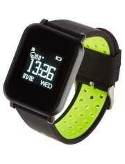 Smartwatch Garett Sport 17 czarno-zielony