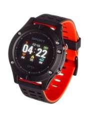 Smartwatch Garett Sport 25 GPS czarno-czerwony